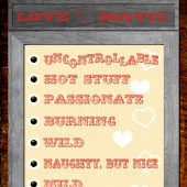 Lovematic