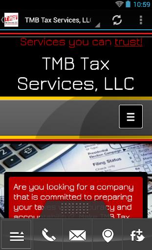 TMB Tax Services E-DropBox