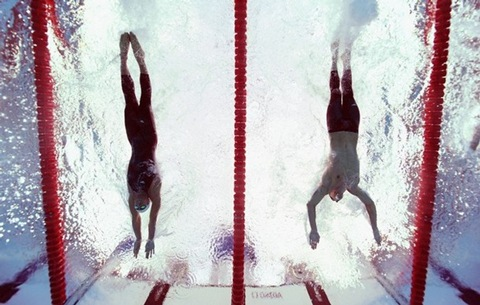 Phelps 100m Butterfly