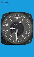 Screenshot of Altimeter - Imperial