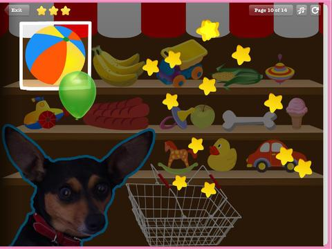 Zula the Dog - Virtual Pet - screenshot