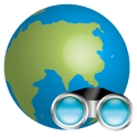 World Binoculars icon