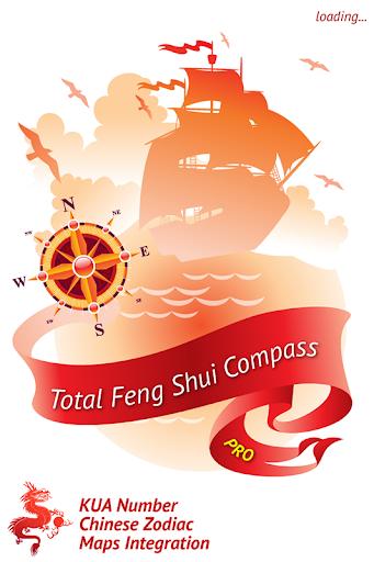 Total Feng Shui Compass Pro