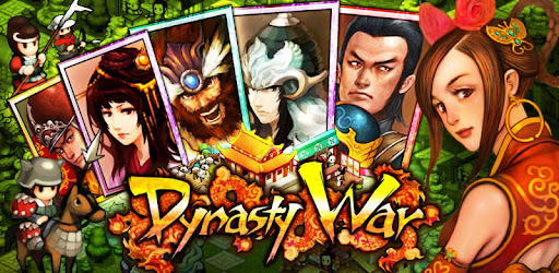 Dynasty War Apk Game Strategi Android