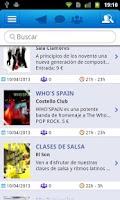 Screenshot of LiveClubs - Guia Ocio Nocturno