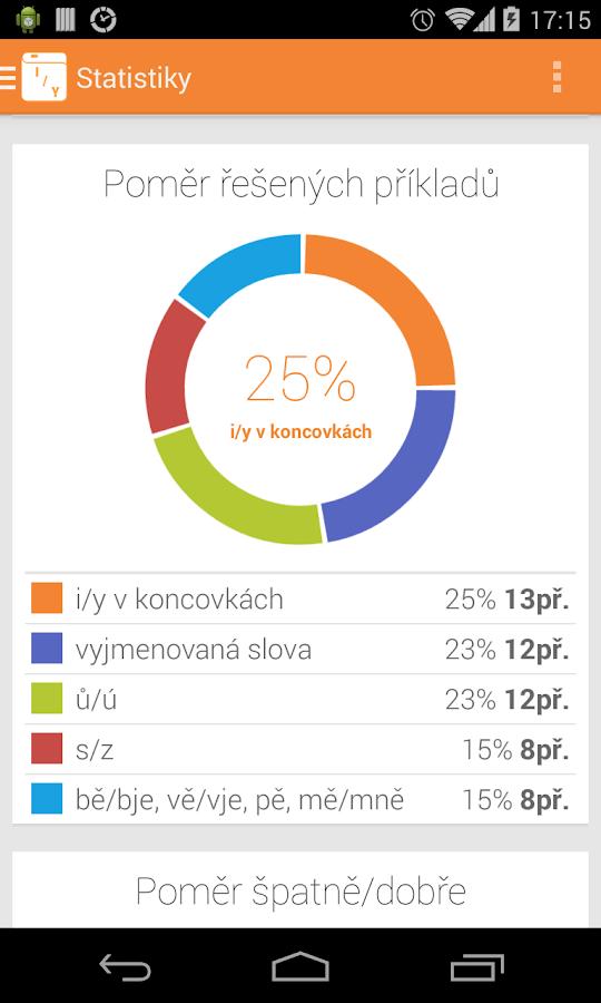Learn Czech Grammar - screenshot