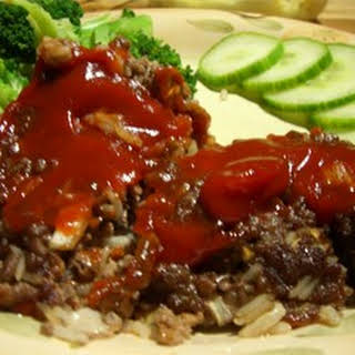 Wonderful Meatloaf.