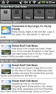 Ocean Reef Club - screenshot thumbnail