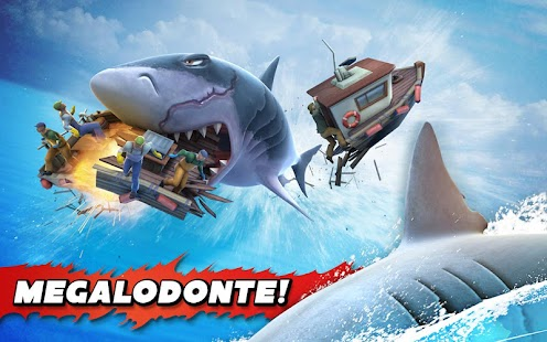 Hungry Shark Evolution Imagen do Jogo