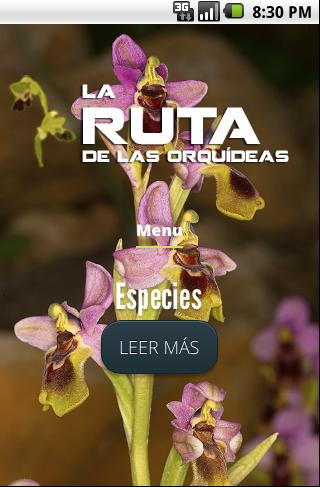 La Ruta de las Orquídeas