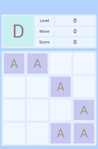 【免費棋類遊戲App】字母型 2048-APP點子