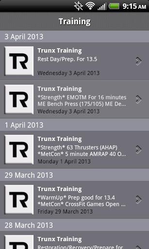 【免費購物App】TRUNX-APP點子
