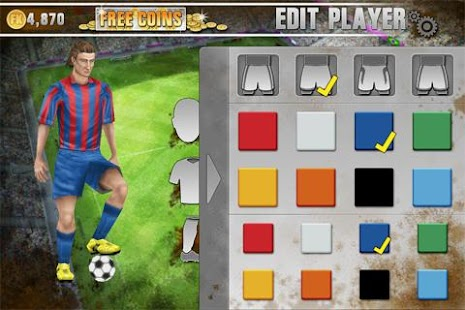 Football Kicks - screenshot thumbnail