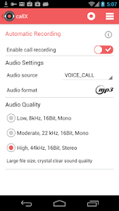 Automatic Call Recorder v2.0