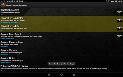 Torque Pro (OBD 2 & Car) Screenshot 13