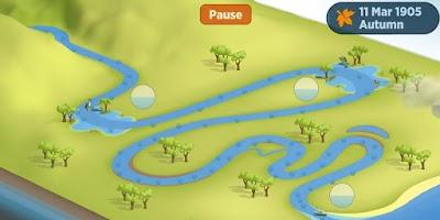 Screenshot of Run the River