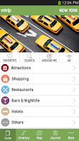 Screenshot of New York Travel Guide – mTrip