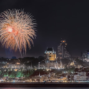 Canada Day in Quebec City by Clermont Poliquin - Public Holidays July 4th