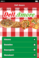 Screenshot of Dell Amore