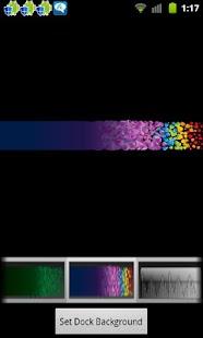 Dock Set 1 Go Launcher EX- screenshot thumbnail
