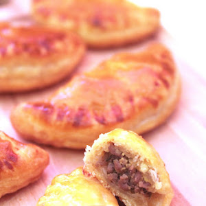 Mini Meat Pasties
