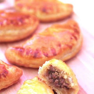 Mini Meat Pasties.