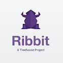 Ribbit icon