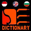 Trilingual dict (bulgaria) icon