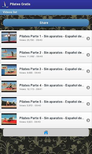 Pilates Gratis