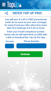 Top Up Pro - Mobile Recharge- screenshot thumbnail