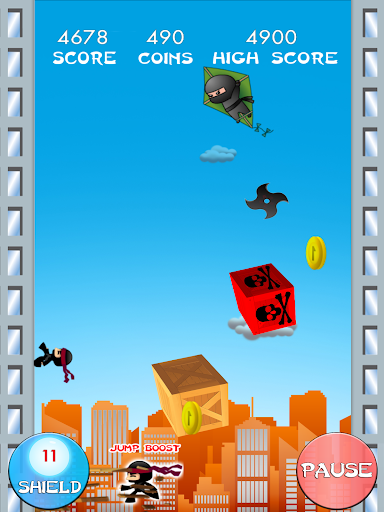 Ninja Jump Deluxe image | 11