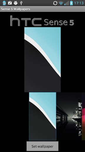 HTC Sense 5 Wallpapers HD