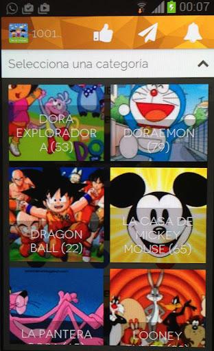 1001 Dibujos animados