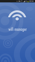 Screenshot of Wifi Manager for Android