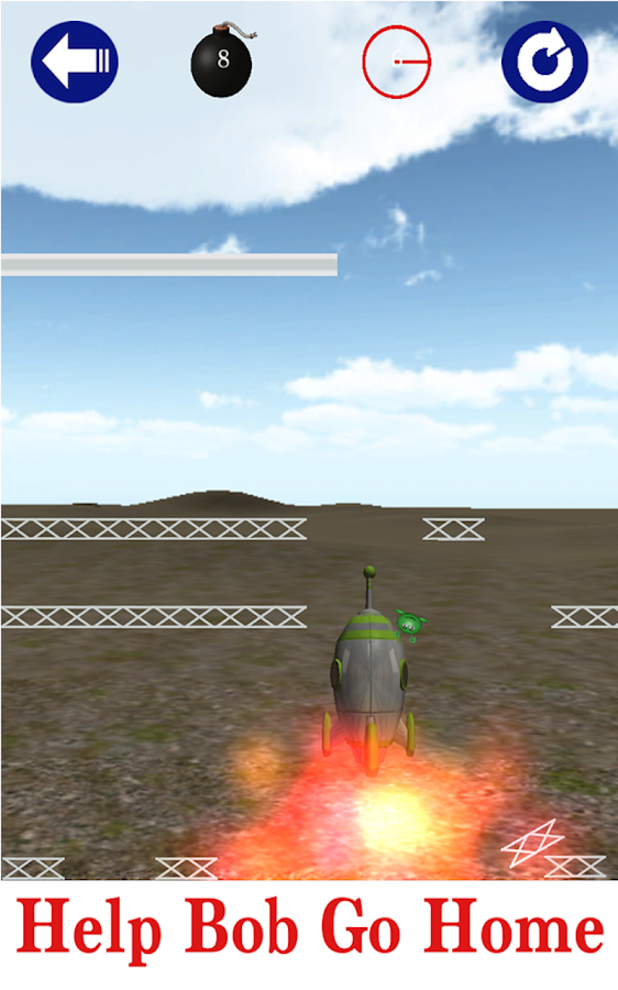Bombproof Bob Physics Puzzler - screenshot