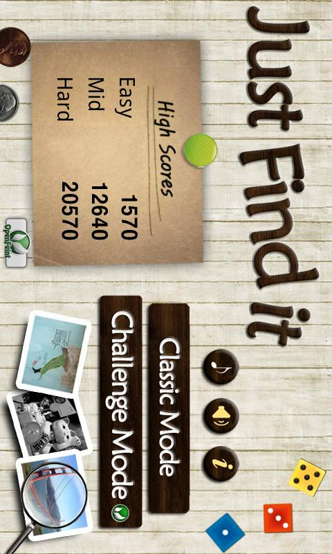 Just Find It HD- screenshot