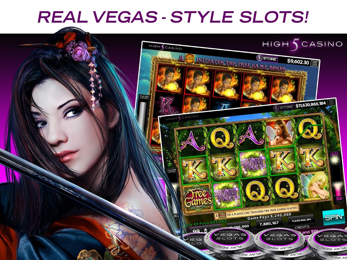 real slot casino