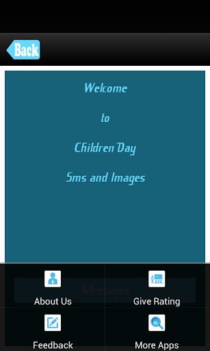 【免費娛樂App】Children's Day SMS Messages-APP點子