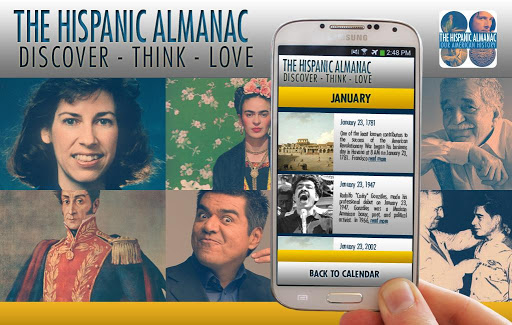 The Hispanic Latino Almanac