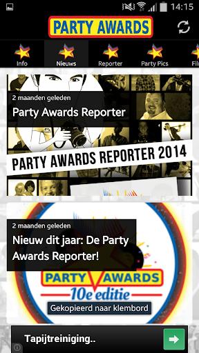 PartyAwards