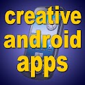 Creative Android Apps logo