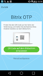 Bitrix24 OTP – Miniaturansicht des Screenshots