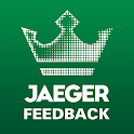 Jaegerlacke Feedback App icon