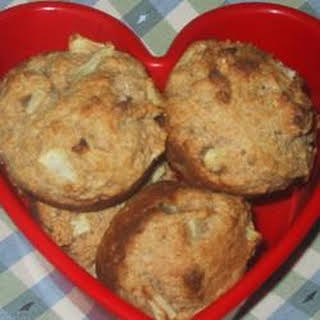 Spiced Apple Muffins.