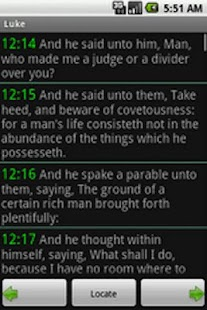 World English Bible - screenshot thumbnail