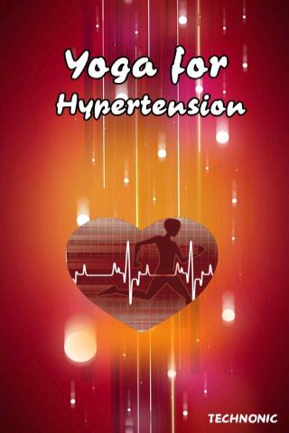 Free Yoga for Hypertension