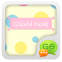 GOSMSPRO ColorfulWorld ThemeEX icon