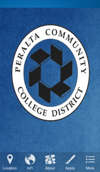 Peralta Community College Int- screenshot