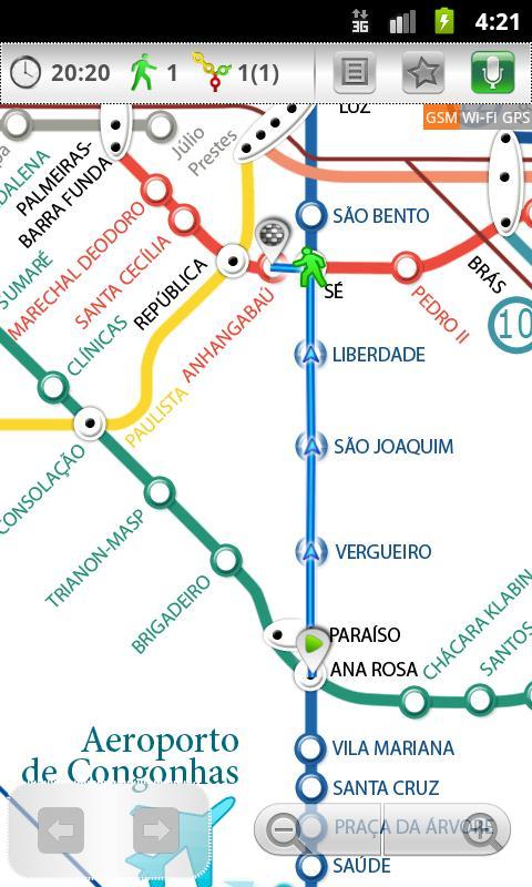 São Paulo (Metro 24)- screenshot