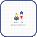 Russian dolls golauncher theme icon